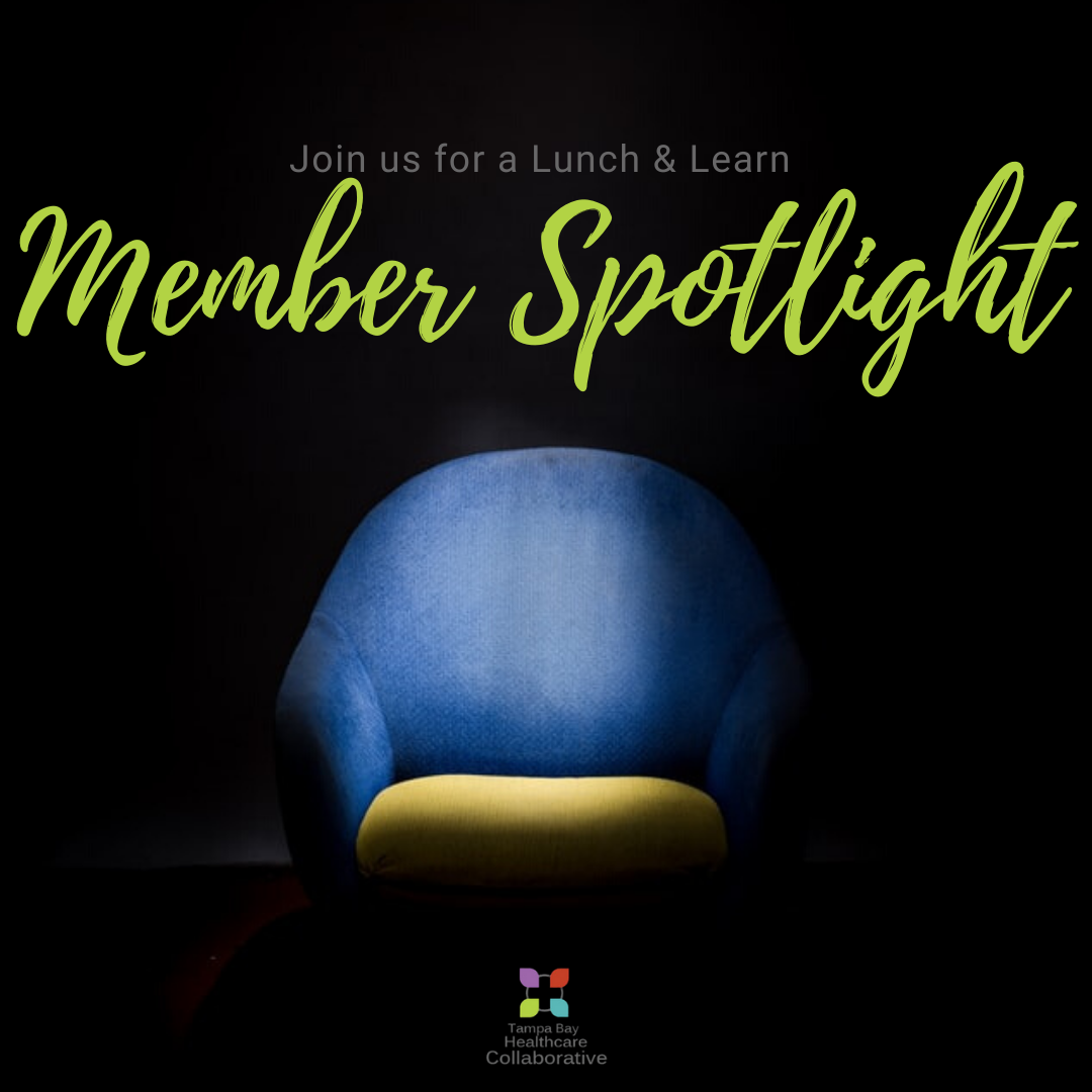 Interactive Lunch and Learn: TBHC Member Spotlight